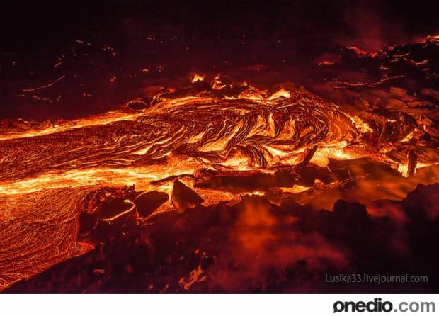 Aktif yanardağları hiç yakından gördünüz mü? - Page 4