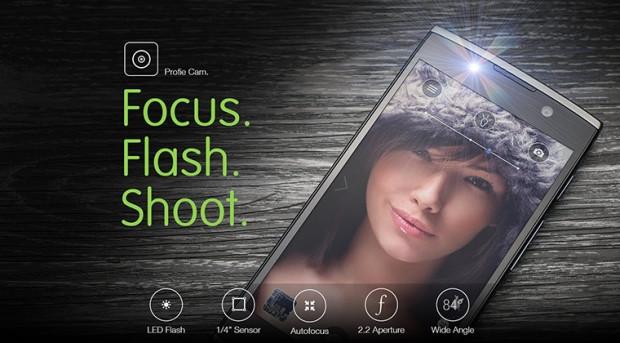Alcatel OneTouch Flash 2 Selfie odaklı telefon - Page 1