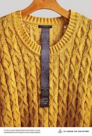 Aldığınız kıyafetin etiketindeki gizli mesajı biliyor musunuz? - Page 1