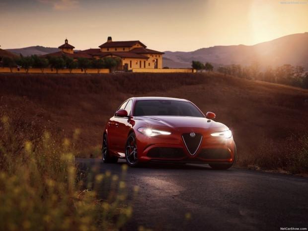 Alfa Romeo 2016 Giulia Quadrifoglio göz kamaştırıyor! - Page 3