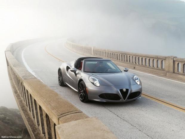 Alfa Romeo 4C Spider  2015 - Page 4