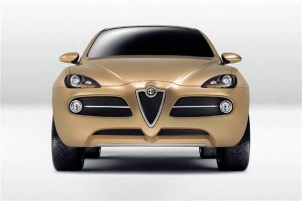 Alfa Romeo SUV geliyor - Page 1