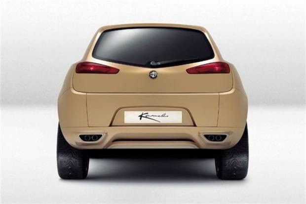 Alfa Romeo SUV geliyor - Page 4