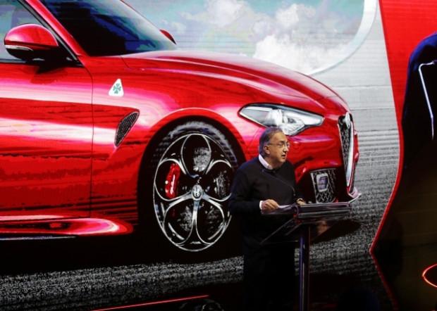 Alfa Romeo'dan ateşli bir sedan: Giulia - Page 1