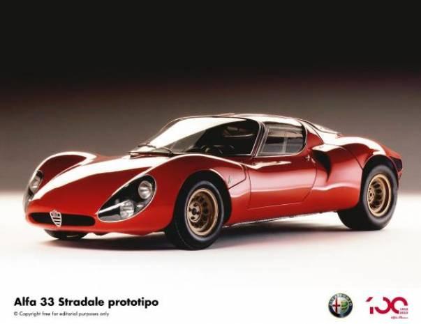 Alfa Romeo'nun muhteşem dönüşü - Page 1