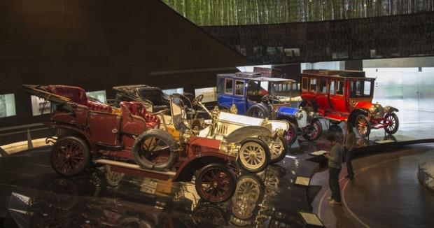 Alman devi Mercedes'in geçmişine yolculuk - Page 2