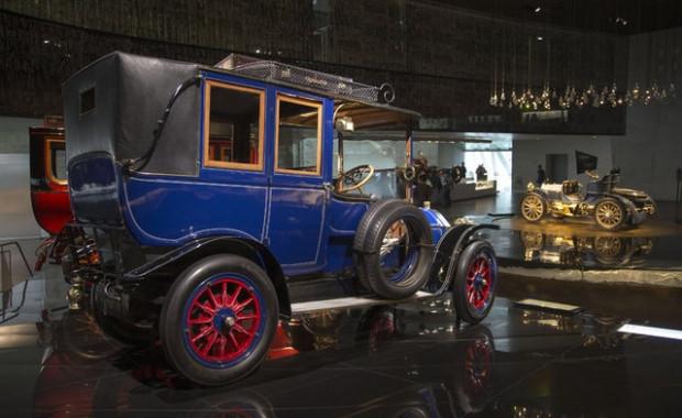 Alman devi Mercedes'in geçmişine yolculuk - Page 3