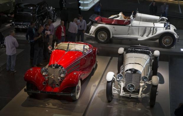 Alman devi Mercedes'in geçmişine yolculuk - Page 4