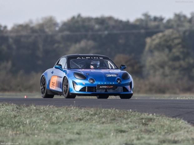 Alpine A110 Cup Racecar 2018 - Page 1