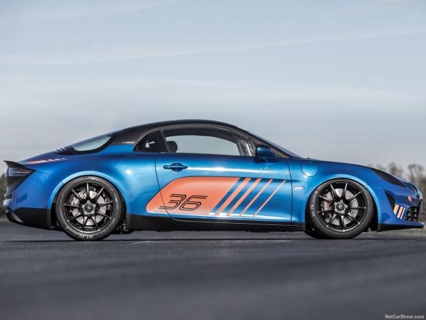 Alpine A110 Cup Racecar 2018 - Page 2