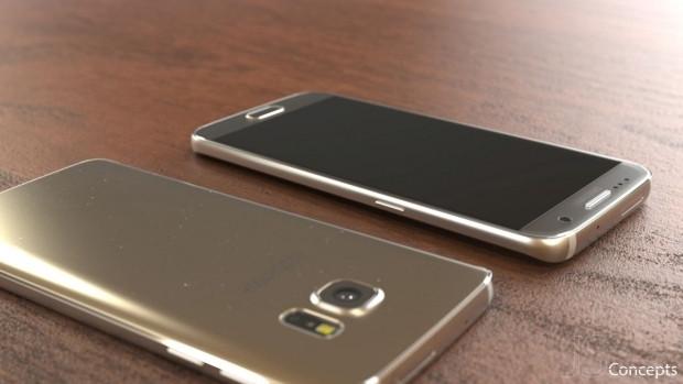 Altın kaplama Galaxy S7 ve S7 Edge - Page 1