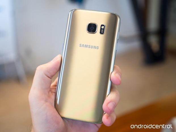Altın kaplama Galaxy S7 ve S7 Edge - Page 4