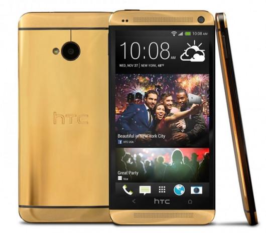 Altın kaplama HTC One görücüye çıktı! - Page 1