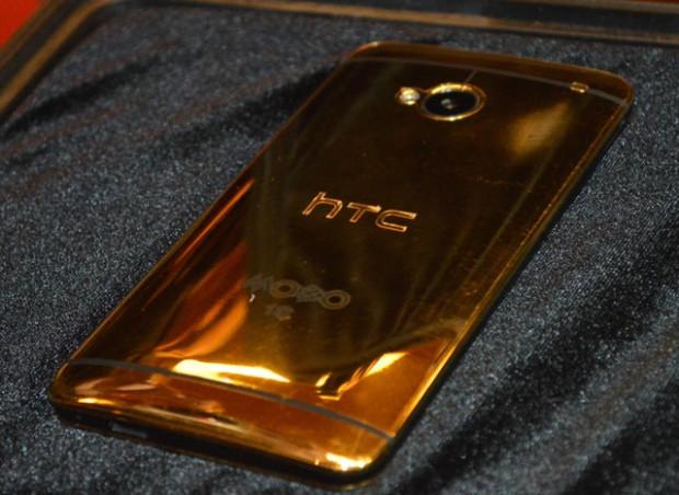 Altın kaplama HTC One görücüye çıktı! - Page 2