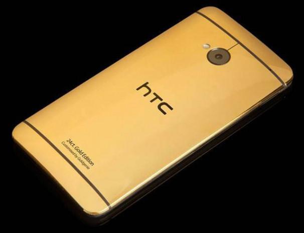 Altın kaplama HTC One görücüye çıktı! - Page 3