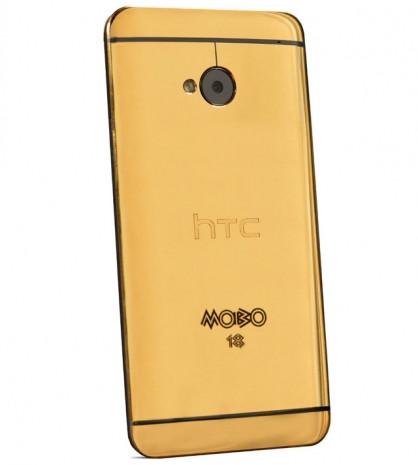 Altın kaplama HTC One görücüye çıktı! - Page 4