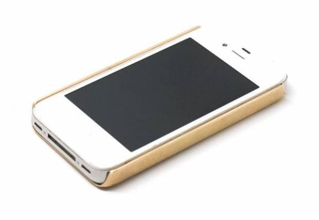 Altın kaplama iPhone 4S! - Page 1