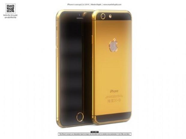 Altın kaplama iPhone 6'yı gördünüz mü? - Page 2