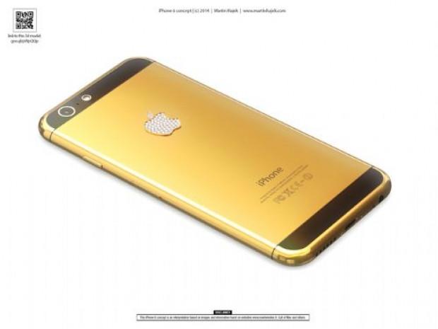 Altın kaplama iPhone 6'yı gördünüz mü? - Page 4