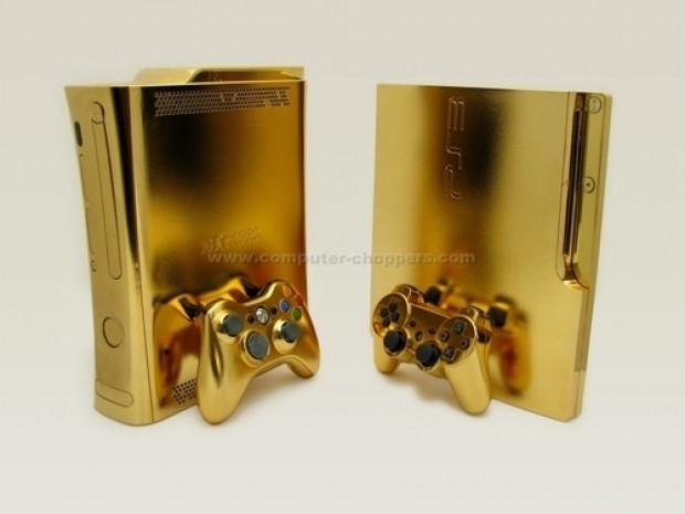 Altın Kaplama PS4 ve Xbox One oyun kolu - Page 3