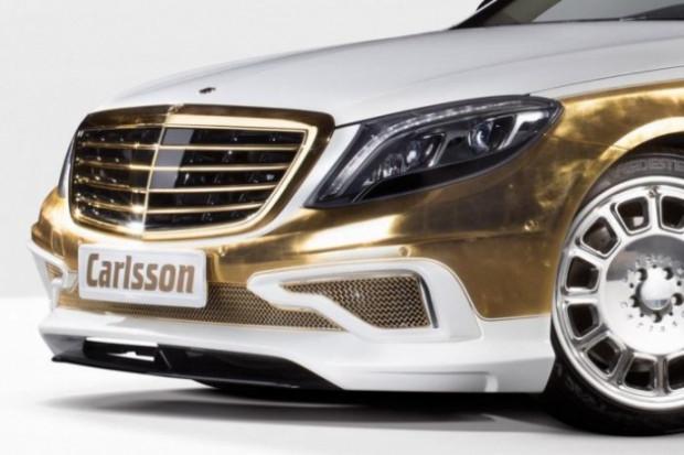 Altın Mercedes CS50 Versailles, 500 bin dolar! - Page 3