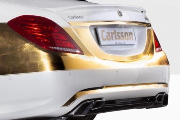 Altın Mercedes CS50 Versailles, 500 bin dolar! - Page 4