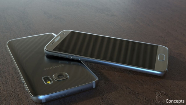 Altın renkli Samsung Galaxy S7 canlı göründü - Page 2