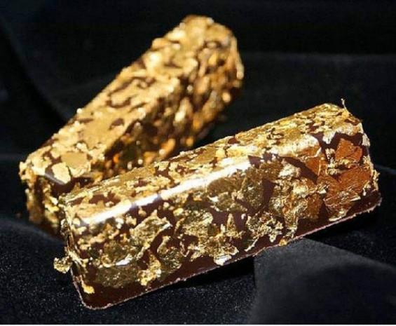 Altından yapılan ilginç eşyalar - Page 2