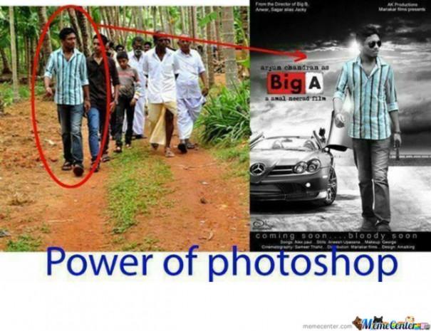 Amatör Photoshop denemeleri görenleri güldürüyor - Page 2