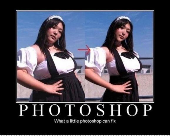 Amatör Photoshop denemeleri görenleri güldürüyor - Page 3