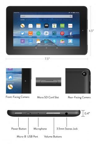 Amazon'un ultra ekonomik cihazı Fire tableti - Page 1