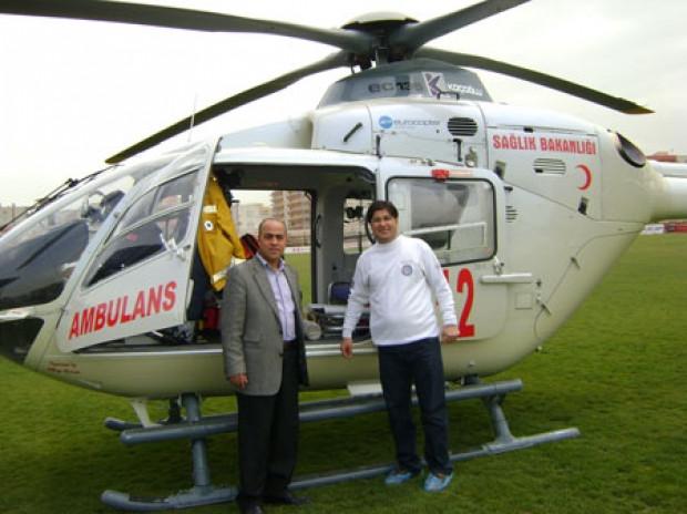 Ambulans helikopterlerin yerine geliyor! - Page 2