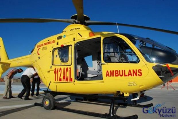 Ambulans helikopterlerin yerine geliyor! - Page 4