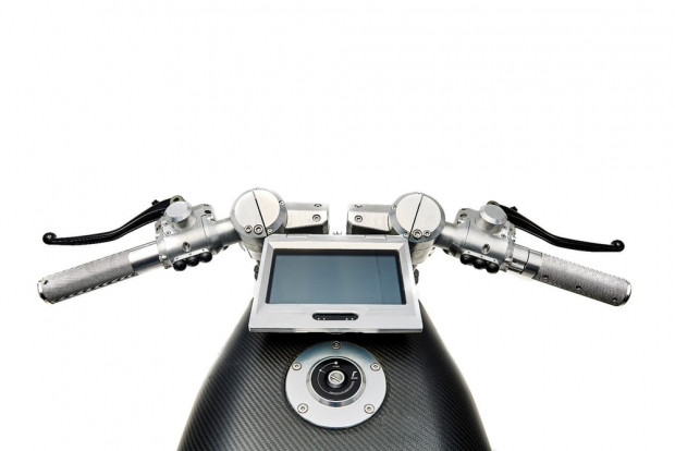 Amerikan motosikleti Vanguard Roadster - Page 1