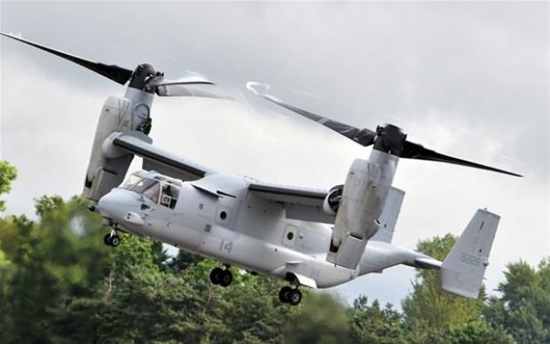 Amerika'nın 'Hayalet'i V-22 Osprey'in özellikleri - Page 3