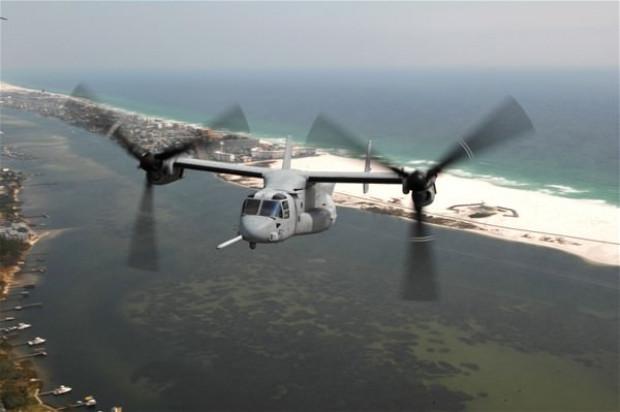 Amerika'nın 'Hayalet'i V-22 Osprey'in özellikleri - Page 4