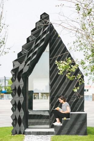 Amsterdam'da 3D baskılı minik ev sergileniyor - Page 2