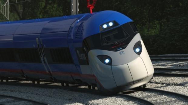 Amtrak'ın yeni yüksek hızlı treni - Page 2