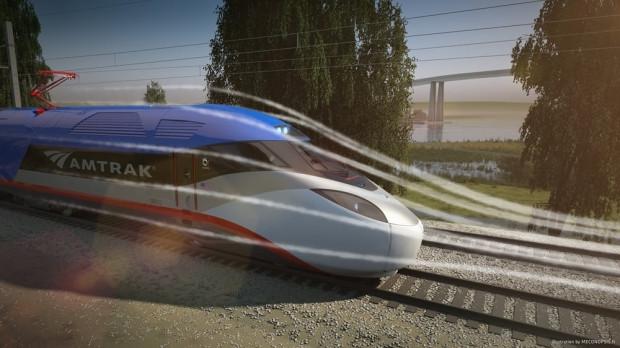 Amtrak'ın yeni yüksek hızlı treni - Page 3
