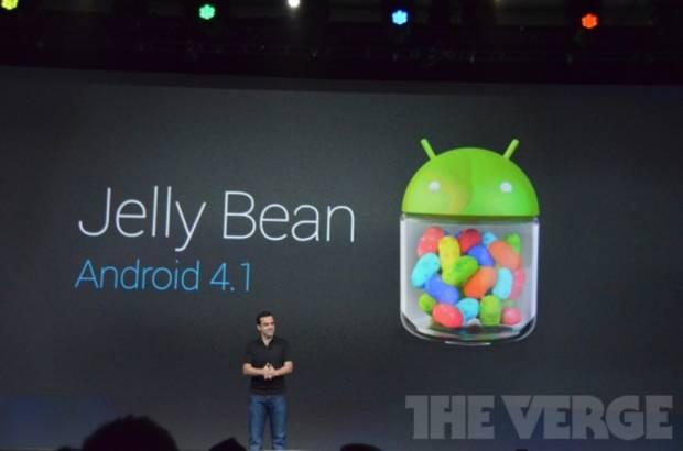 Android 4.1 Jelly Bean'dan ilk görüntüler! - Page 1