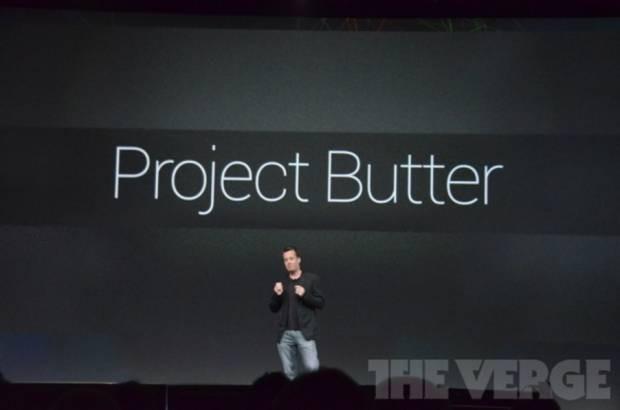 Android 4.1 Jelly Bean'dan ilk görüntüler! - Page 2