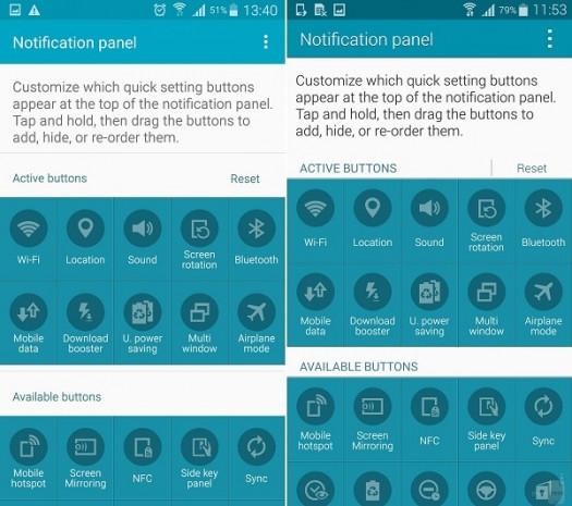 Android 4.4 ve Android 5.0 yüklü Galaxy Note 4 görüntülü karşılaştıması - Page 2