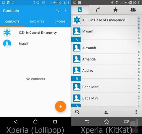 Android 5.0 sonrası Xperia telefonlar nasıl görünecek? - Page 4