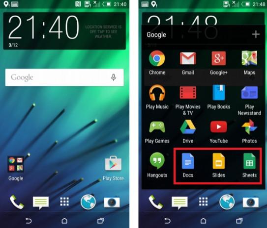 Android 5.0 yüklü HTC One M8'den görüntüler! - Page 2