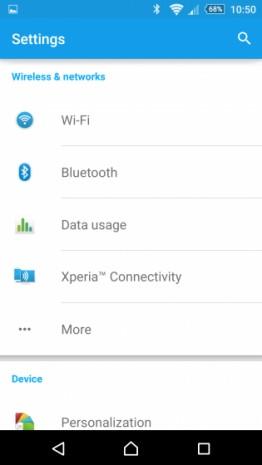 Android 5.0. 2 güncellemeli Xperia Z3'ten ilk görüntüler! - Page 3