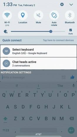 Android 6.0 yüklü Galaxy Note 5'in ekran görüntüleri - Page 2