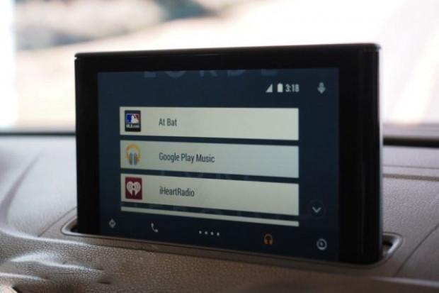 Android Auto'nun basın görselleri! - Page 3