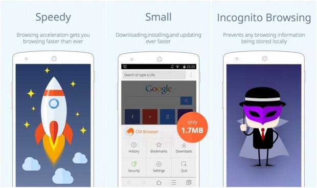 Android için en güvenilir 5 tarayıcı - Page 2