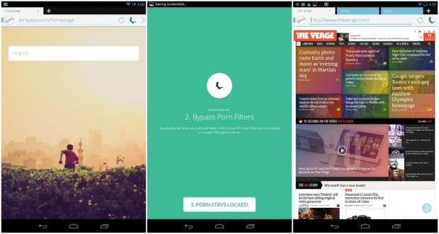 Android için en güvenilir 5 tarayıcı - Page 4