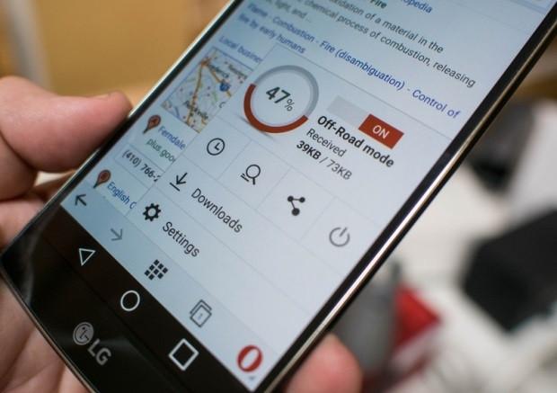 Android için en iyi 10 tarayıcı - Page 2